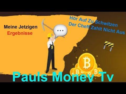 Bitcoin Miner World Mining   Meine Jetzigen Ergebnisse