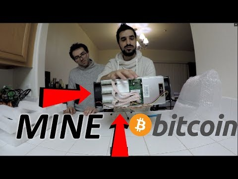 Bitcoin Mining In A Hotel Room