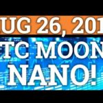 COULD THIS CAUSE THE CRYPTOCURRENCY MARKET TO MOON? BITCOIN BTC FUTURES! NANO PRICE + NEWS 2018