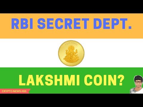 RBI planning Lakshmi Coin? Chrome Extension to identify Scam ICOs - Crypto News Hindi #85