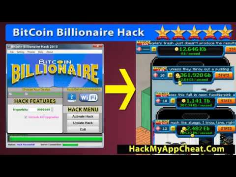 Where to Download Bitcoin Billionaire Hack for 99999999 Hyperbits Hacken