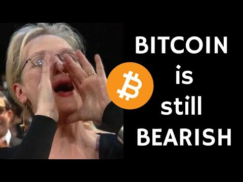 BITCOIN is still BEARISH until a reversal happens !