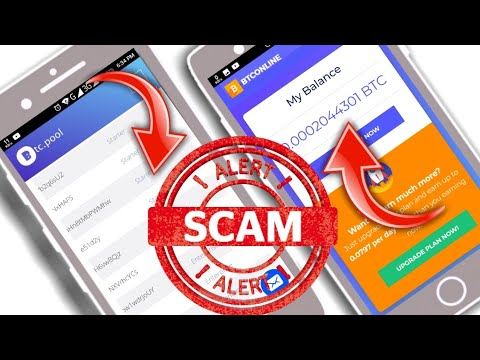 Scam | BTConline.io | BTCpool.io | Stop Working On Both Site | Scam Exposed | Average Trend |