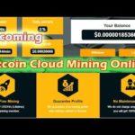 UsdFaster || Bitcoin Cloud Mining Signup Bonus 2Dh/s Free 2018