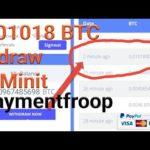Mining Bitcoin Geratis Bisa Widraw 0.01 BTC Tidak Sampai Dua Minggu LEGIT & Paymentfroop
