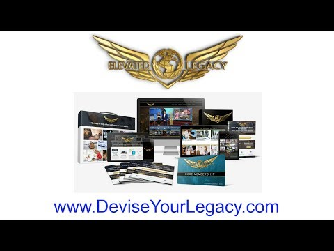 Elevated Legacy - Pre-Launch Giveaway - Best Ways To Make Money Online & Build Your Business in 2018