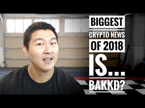 'Biggest Crypto News of the Year?' - Bakkt is Bigger than Bitcoin ETFs?