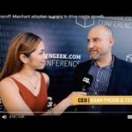 Lorien Gamaroff on CoinGeek – Merchant adoption is going to drive Bitcoin growth
