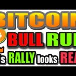 Bitcoin (BTC) BULL RUN INCOMING?! Not so fast… but maybe!
