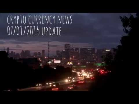 crypto currency news update 07/01/2015