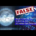 Bitcoin To $96,000, XRP To $0 01 Just Scam report watch the Facts
