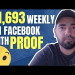 How To Make Money Online With Facebook Instant Articles | $1700 PER WEEK PROOF