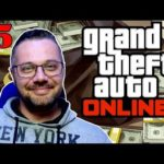 🔴 GTA 5 ONLINE PC TRYING TO MAKE SOME MONEY PART 5 2018