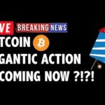 Gigantic Action Incoming for Bitcoin (BTC)?!- Crypto Market Technical Analysis & Cryptocurrency News