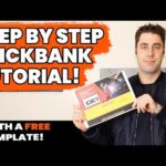 ClickBank Tutorial: How To Make Money Online With Adverts! (Free Template)