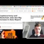 Blockchain Jobs in Asia BOOMING while Bitcoin is DOWN!