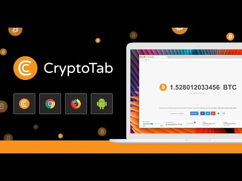 How to Install Cryptotab and Earn FREE BITCOIN 2018 (no scam)