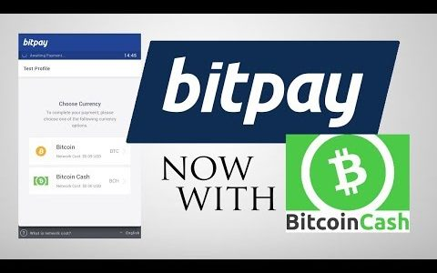 BitPay Adds Support for Bitcoin Cash