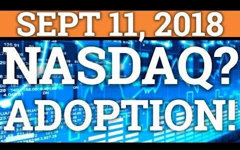 NASDAQ PRICE PREDICTIONS! | WHY BITCOIN/CRYPTOCURRENCY WILL SUCCEED! | RIPPLE XRP ETHEREUM NEWS 2018