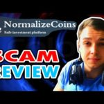 Normalize Coins – Bitcoin Investment (SCAM REVIEW) 💀