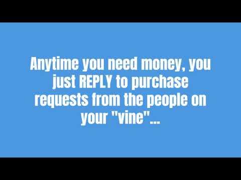 best way to make money online fast whit affiliate marketing- Moola Vine
