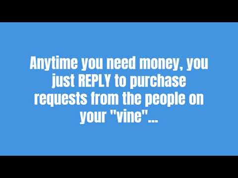 how to make money online whit affilaite marketing- Moola Vine