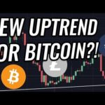 New Uptrend Forming For Bitcoin And Crypto Markets In 2018? BTC, ETH, BCH, LTC & Cryptocurrency News