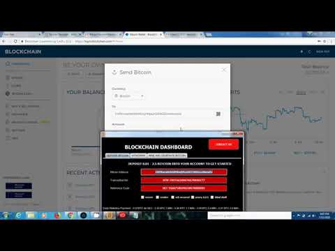 0 5 btc daily on Bitcoin Mining wizard software 2018 hack.mp41.mp4