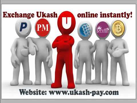 Exchange vouchers Ukash to Skrill EUR, Ukash to Skrill USD. Skrill (Moneybookers) for sale.