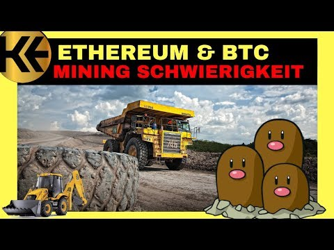 Warum die Miner struggln? ► #Ethereum & Bitcoin Cloud Mining