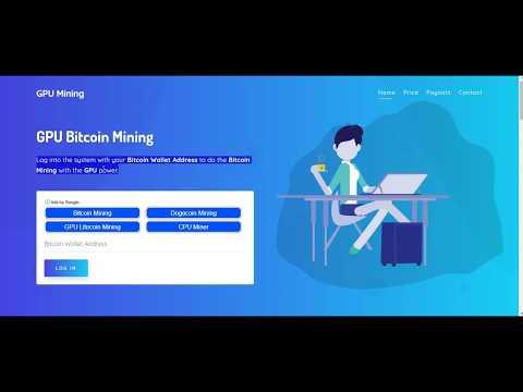 #FREE  #Bitcoin #GPU #Mining