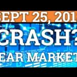 CRYPTOCURRENCY CRASH? WHEN WILL THE BEAR MARKET END? BITCOIN BTC DAY TRADING + NEWS + PRICE 2018