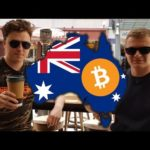 Bitcoin Coffee Run in Brisbane Australia with Jake Smith