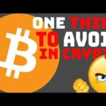AVOID This When CRYPTO INVESTING! Cryptocurrency and Bitcoin Investing | Scammers