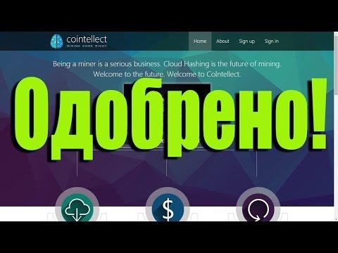 Покупка контрактов в Cointellect / Purchase Contracts