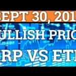 BITCOIN PRICE THAT INDICATES REVERSAL? RIPPLE XRP VS ETH AGAIN! CRYPTOCURRENCY DAY TRADING NEWS 2018