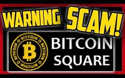 Bitcoin Square Scam Review! Honest Opinion, MUST WATCH!!🚫
