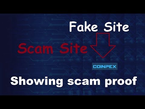 CoinPex Cloud Mining Scam Site || Don't work