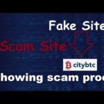 citybtc Cloud Mining SCAM SITE || Don't Work
