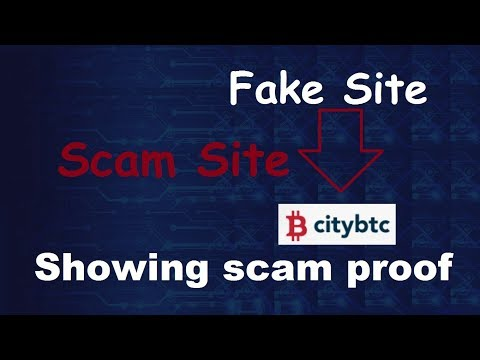 citybtc Cloud Mining SCAM SITE || Don't Work