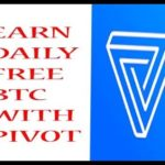 Get Free BTC With Pivot | Earn Free Bitcoin by Pivot App | Pivot Free Read News Earn BTC