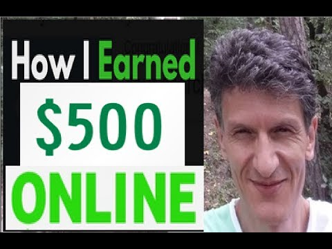 How To Earn Money Online {2018} How To Make Money From Home 3-Step FORMULA(CASE STUDY)