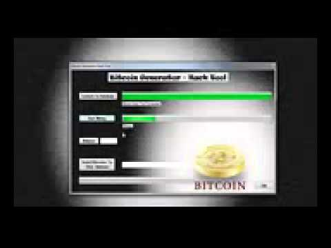 ▶ Bitcoins with New Bitcoin Generator Hack 2015 Tool.mp4