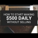 HOW TO MAKE MONEY ONLINE FOR BEGINNERS - UP TO $2,500 WEEKLY PART TIME