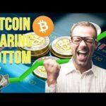 Bitcoin Nearing Bottom? // Bullish Week for Crypto? // CryptoCurrency Market News