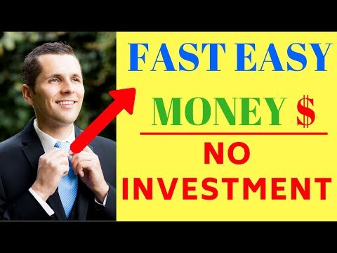 How To Make Money Online With No Investment (2019)