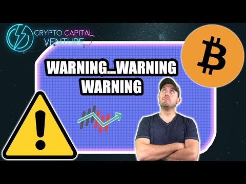 BITCOIN WARNING From CoinFloor CEO