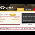 FREE BITCOIN MINING | 10 Satoshi/min | 0.00015 BTC/day
