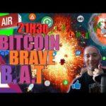 BE #BRAVE ! #BITCOIN LE NOUVEAU STABLE COIN ^^ ! #BAT 8 SINGAPOUR FIAT CRYPTO