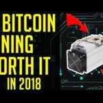 Is Bitcoin mining worth it in October 2018…BTC mining in 2018